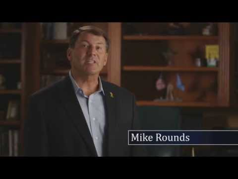 Mike Rounds on the Issues