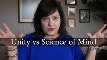 Science of Mind and Unity - What's the Difference? Contemplate This - Dr. Michelle Medrano - Ep. 26