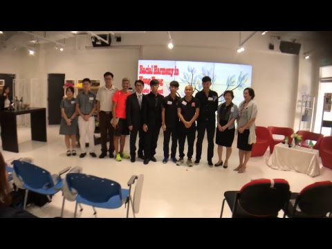Racial Harmony in Hong Kong Photo Contest Prize Presentation Ceremony