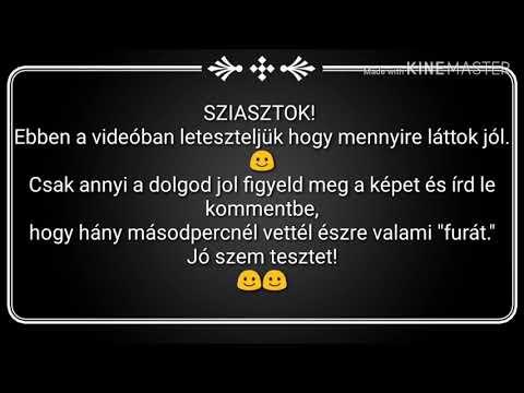 szemteszt betűtípus)