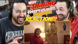 Why THE SHINING Creeps Us Out (Kubrick & Perspective) - The Film Tourist REACTION!!!