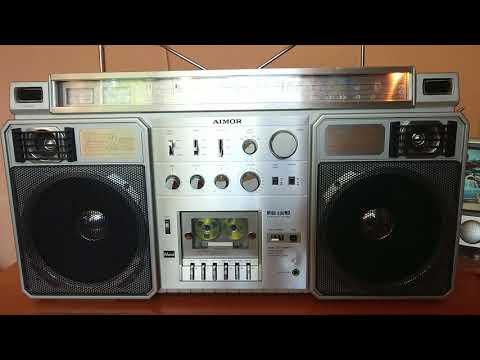Aimor ST-808FS2 boombox ghettoblaster 20cm 8 inch drivers