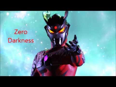 All Ultraman Zero Forms And Zero Eye