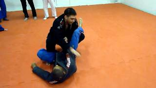 Standing Break Guard with Kimura Submissions: Arlans Siqueira BJJ