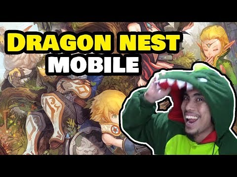 DRAGON NEST M – First Impressions Gameplay