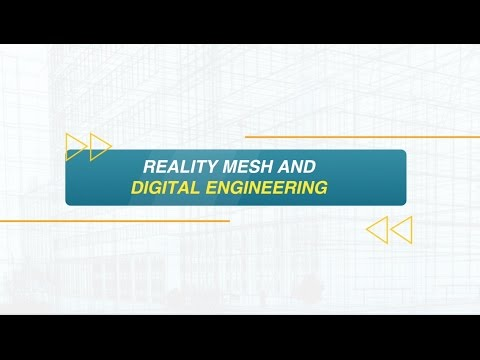 Panel discussion - Reality Mesh is the future of infrastructure and construction