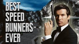 Top 3 Best Goldeneye Speedrunners Ever