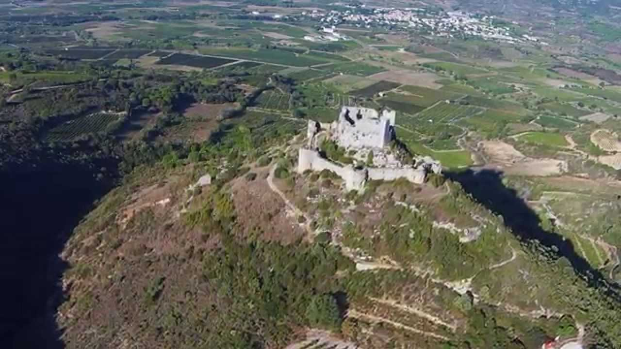 Chateau D'Aguilar - Corbières, South France