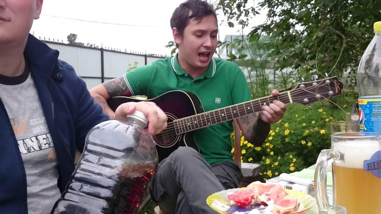Круто спел под гитару  (cover Макsим — Знаешь ли ты)