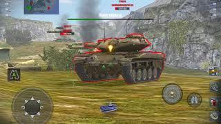 World of Tanks Blitz - T49: Pool's medal