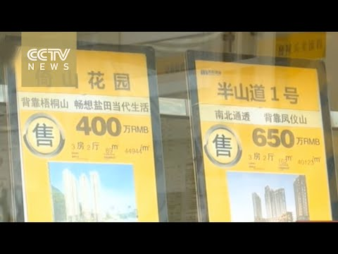 Chinese housing market: Two sides of Chinese real estate