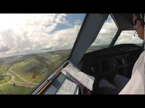 Whole Flight in 8 minutes (SBGL-SBBR)