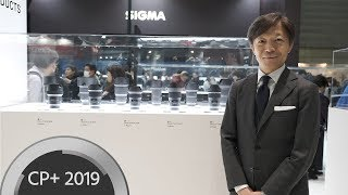 SIGMA Shows Full Commitment to the L-Mount - Interview with SIGMA CEO Yamaki-san