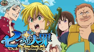 The Seven Deadly Sins Episodes 1, 2, 3, 4 English dub {Dub Thoughts}
