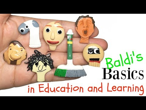 All Voicelines With Subtitles Baldi S Basics In