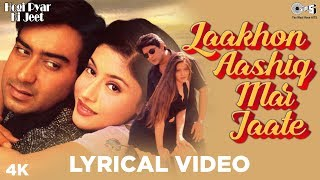 Sing along &let loose your hearts as ajay devgn, neha, arshad warsi & mayuri kango enjoy dancing on the peppiest bollywood number 'laakhon aashiq mar jaate' ...
