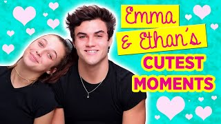 Download Emma Chamberlain and Ethan Dolan's Cutest Moments Mp3 and Videos