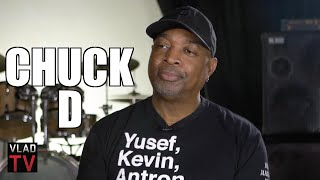 Chuck D on Producing Ice Cube's 1st Album After Cube's Beef with NWA (Part 9)