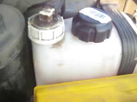 Завоздушился радиатор отопителя ВАЗ-2114. Что делать? №2