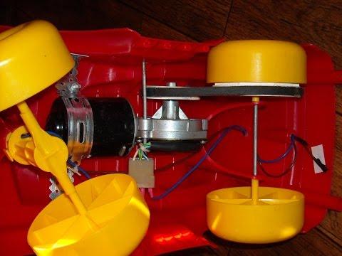 Простой способ сделать детский электромобиль своими руками. DIY Children electric car