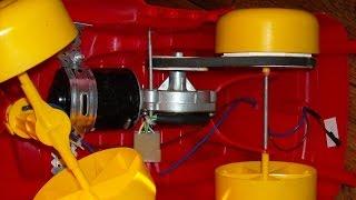 Простой способ сделать детский электромобиль своими руками. DIY Children electric car(Самый простой способ сделать детский электромобиль из машинки толокар своими руками. Более подробную инст..., 2016-03-29T18:45:55.000Z)