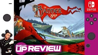 The Banner Saga 1 -  Nintendo Switch Review (Epic Adventure?) Video