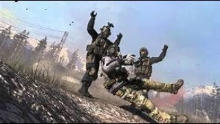 Call  of Duty Modern Warfare 2 Cliffhanger Stealth Mission Gameplay Veteran
