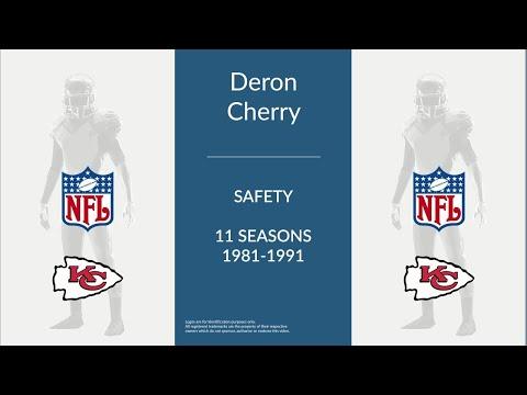 Deron Cherry: Football Safety