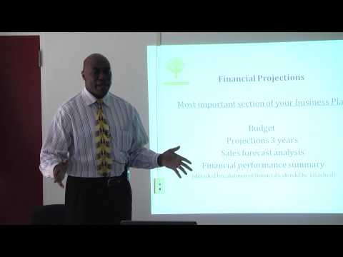 DCI Small Business Expo - Ralph Lewis on a Business Plan