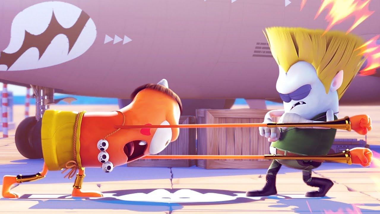 Kebi and Cula FIGHT! | Spookiz Cookie | Cartoons for Children