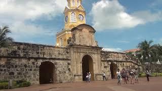 Cartagena, Colombia - Torre del Reloj 1