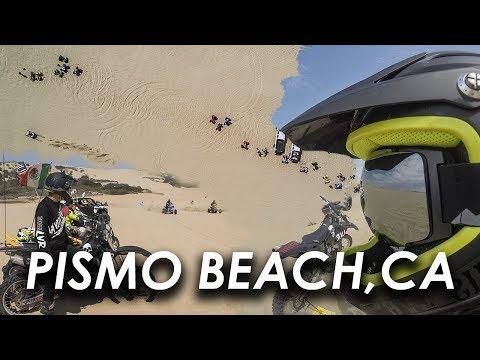 PISMO BEACH, CALIFORNIA - LABOR DAY 2017