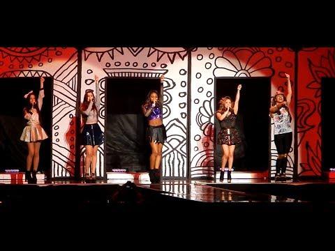 Fifth Harmony in Glendale Arizona    NEON LIGHTS TOUR