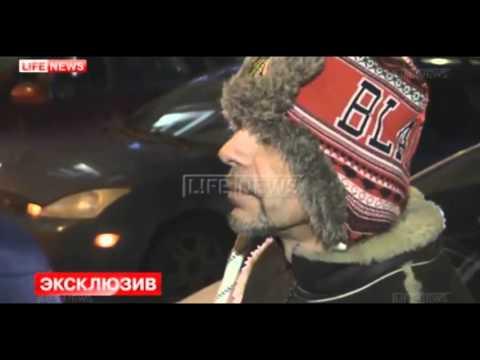 ДТП Валерий Николаев сбил женщину на Б.Никитской