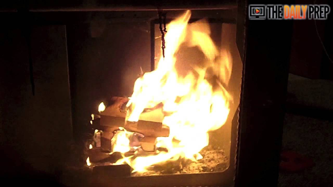 Englander Wood Stove - Englander Wood Stove - YouTube