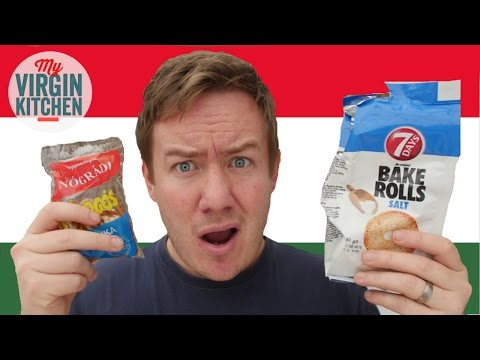TASTING HUNGARIAN TREATS