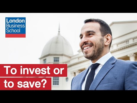 To save or to Invest? Long-term strategies during times of recession | London Business School