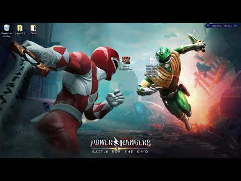Como Descargar E Instalar Power Rangers Battle For The Grid Para Pc //MEDIAFIRE_ESPAÑOL//