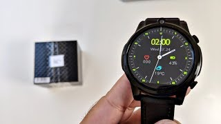 Kronos Blade Janus - Full Android Smartwatch - AMOLED - 3GB+32GB - Any GOOD?