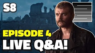 Game Of Thrones Season 8 Episode 4 - Live After Show Q&A