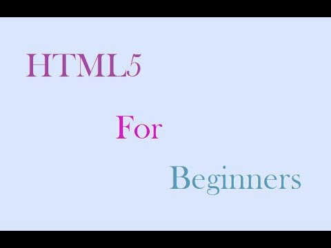 learning html from scratch (basic tags) - part1 - YouTube