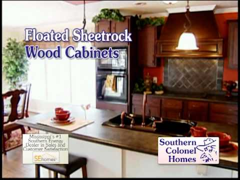 Whlt southern colonel homes santa 2011 youtube for Colonel homes