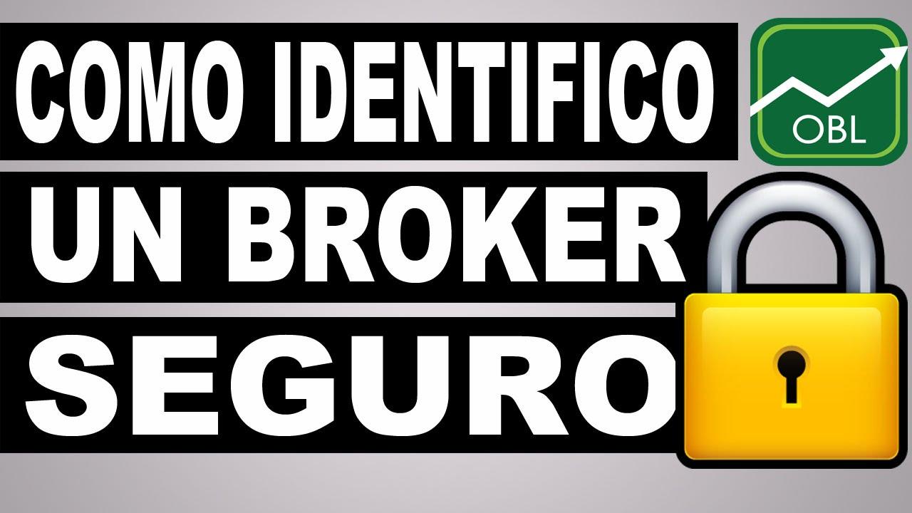 Brokers seguros para opciones binarias