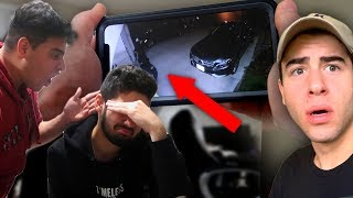 We Made Him Cry! (Car Got Stolen Prank)