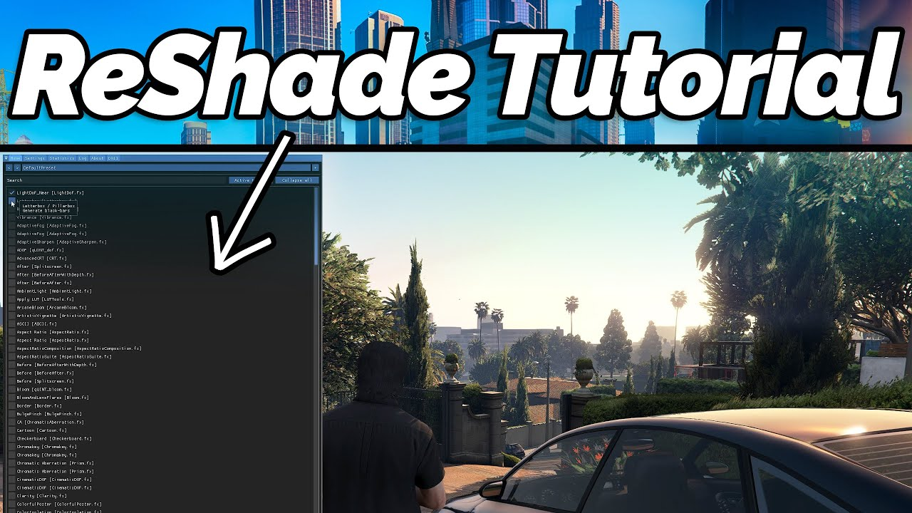 Download How to Install ReShade (2020)