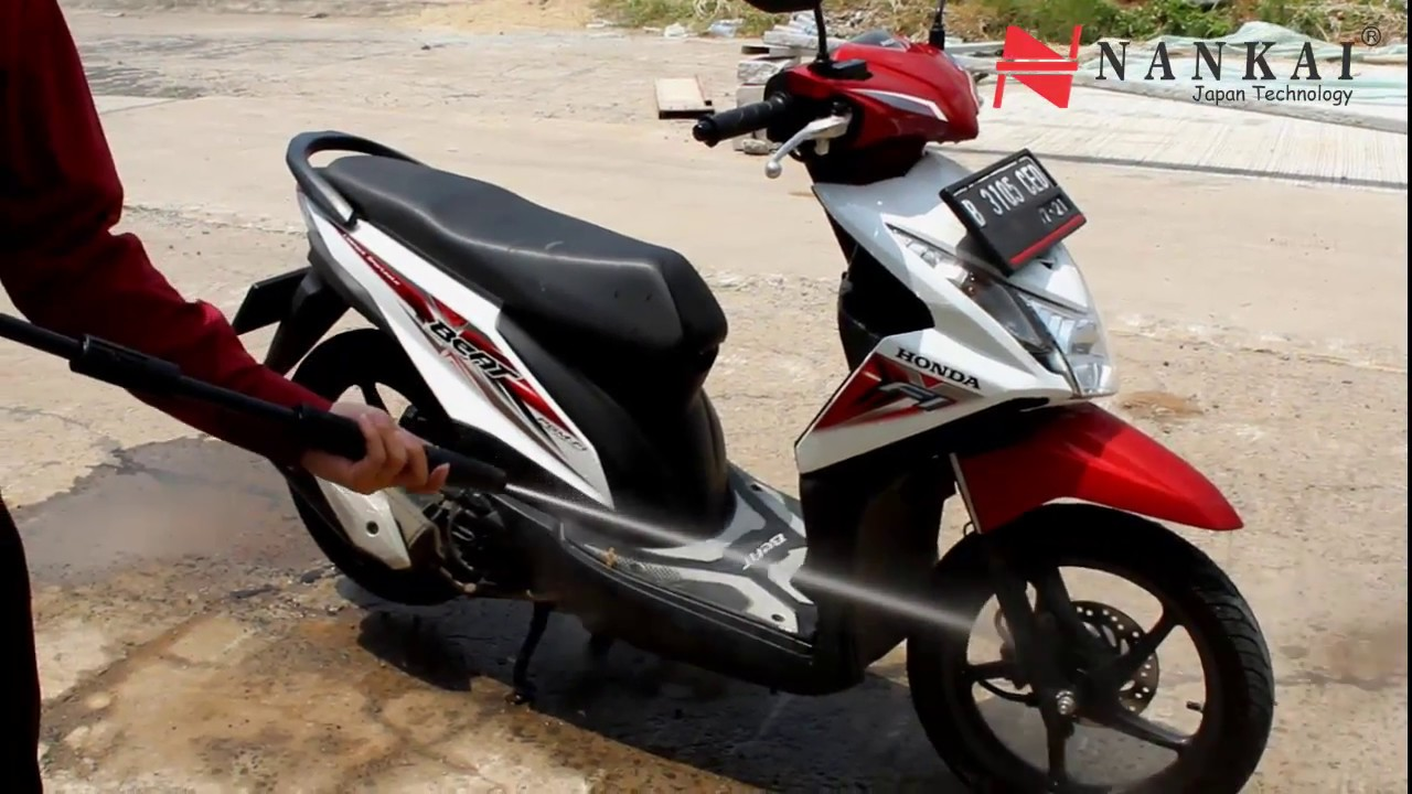 Jet Cleaner Apw 40 Nankai Adv How To Assemble Youtube Daytona Lakoni 70 Laguna Alat Cuci Motor
