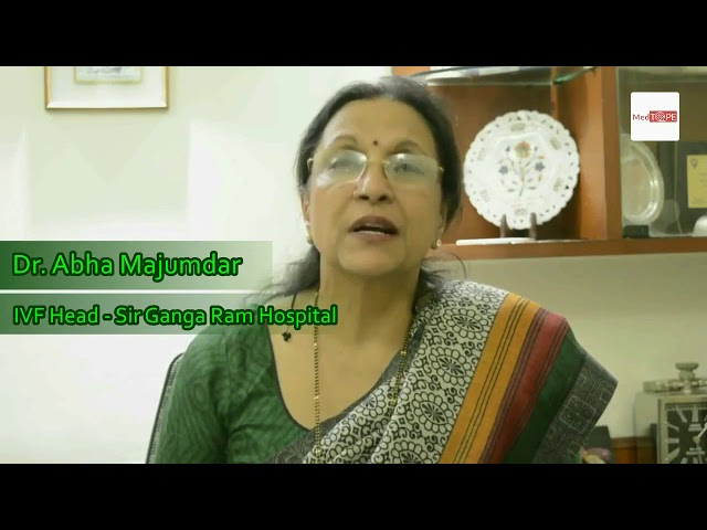 Prof. Dr. Abha Majumdar is the Director and Head of the 'Centre of IVF and Human Reproduction