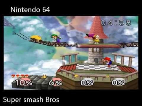 Top Ten De Los Mejores Juegos De Nintendo 64 Youtube