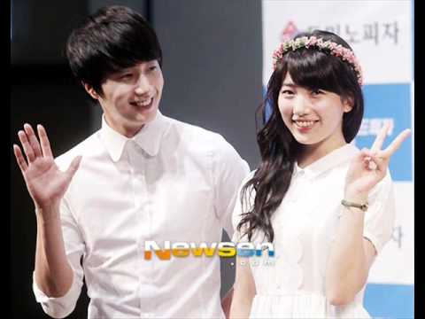 Jung Il Woo & Suzy @ Domino Pizza ~ It's First Love (Na Yoon Kwon ft. IU)