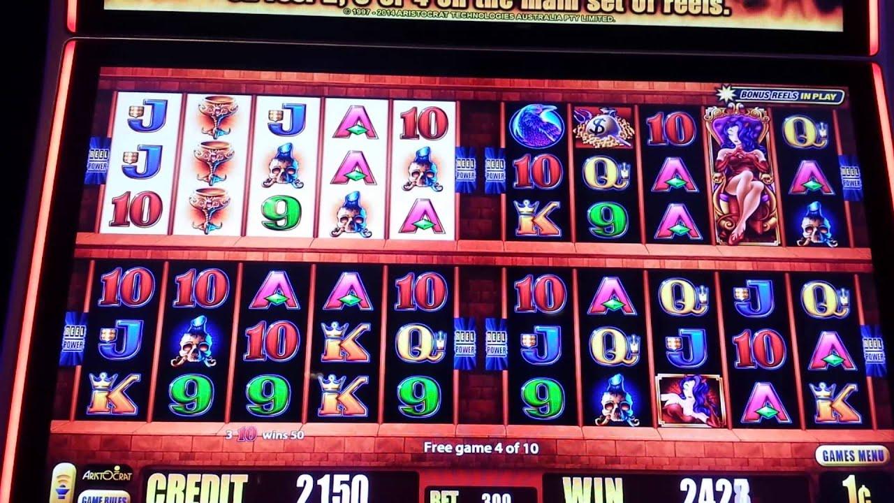 wicked winnings iv slot machine